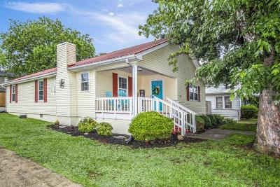 Loudon Single Family Home For Sale: 614 Ferry St