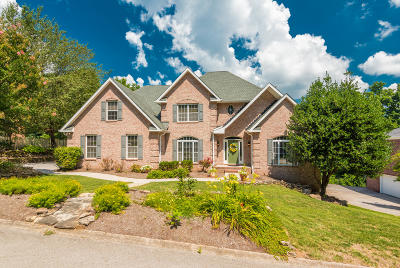 Knoxville Single Family Home For Sale: 1725 Royal Harbor Drive