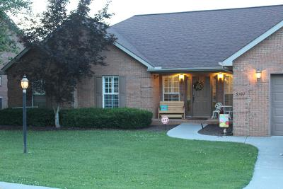 Maryville Single Family Home For Sale: 5101 Masters Drive