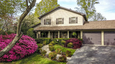Maryville Single Family Home For Sale: 814 Virginia Drive
