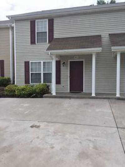 Knoxville Condo/Townhouse For Sale: 951 Micro Way