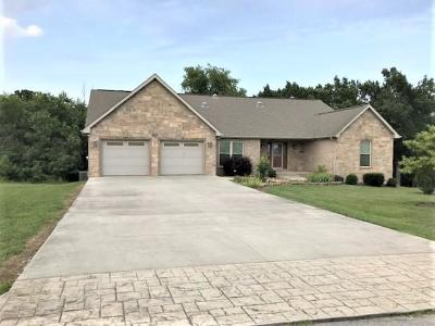 Single Family Home For Sale: 459 Woodgate Drive