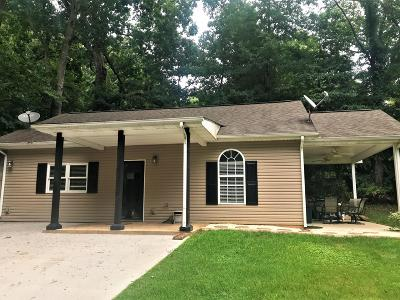 Knoxville Single Family Home For Sale: 2616 George Miller Lane