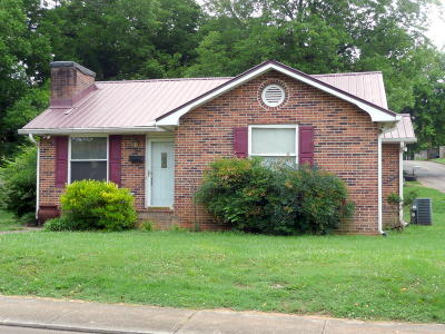 Blount County, Loudon County, Monroe County Single Family Home For Sale: 509 N Price St