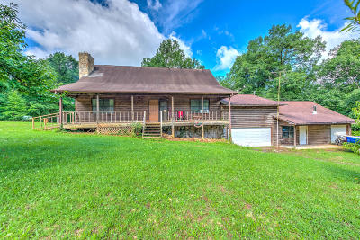 Single Family Home For Sale: 3679 Chilhowee Tr