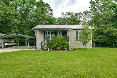 Crossville Single Family Home For Sale: 843 Fairview Rd
