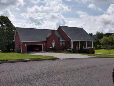 New Tazewell, Tazewell, Harrogate Single Family Home For Sale: 382 Rutherford Drive