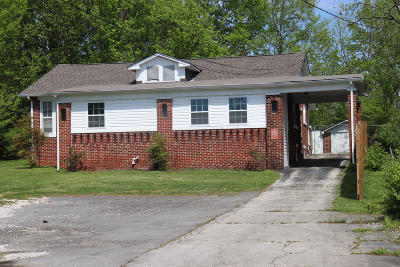 Fountain City Single Family Home For Sale: 2705 Woodrow Drive