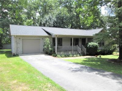 Crossville Single Family Home For Sale: 95 Spruce Loop