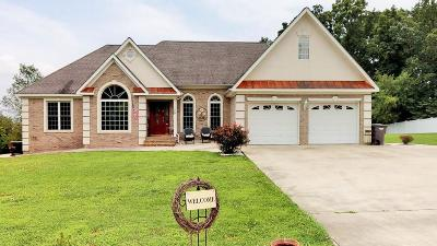 Madisonville Single Family Home For Sale: 729 Topside Drive