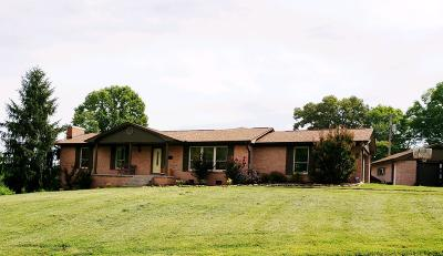Single Family Home For Sale: 7600 Sagefield Drive