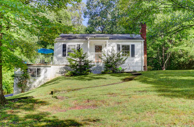 Knoxville Single Family Home For Sale: 849 Farragut Ave