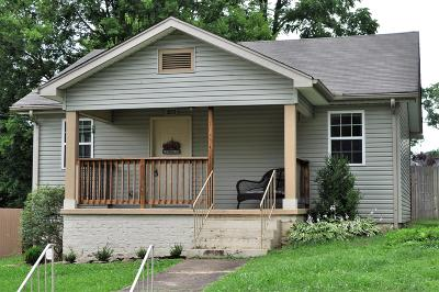 Knoxville Single Family Home For Sale: 1853 Beech St