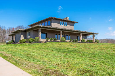 Grainger County Single Family Home For Sale: 603 Blount Cir Circle