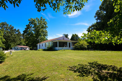 Single Family Home For Sale: 706 Emory Heights Rd