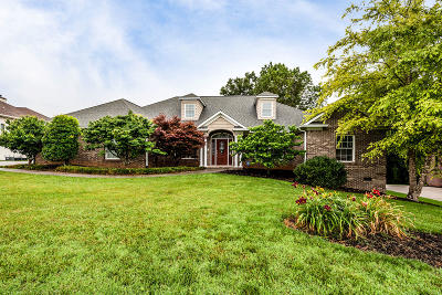 Knoxville TN Single Family Home For Sale: $414,900