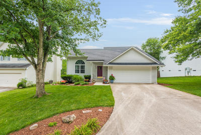 Knoxville Single Family Home For Sale: 1140 Edenbridge Way
