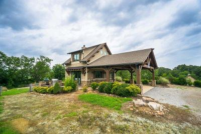 Tellico Plains Single Family Home For Sale: 199 Fairview Rd