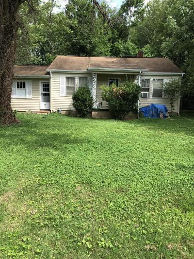 Monroe County Single Family Home For Sale: 122 Gibson White Circle