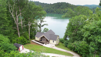 Campbell County Single Family Home For Sale: 1254 Lakeside Drive