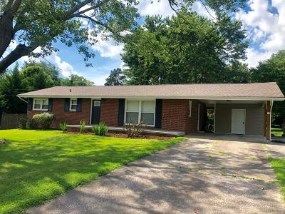 Knoxville Single Family Home For Sale: 2313 Laramie Drive
