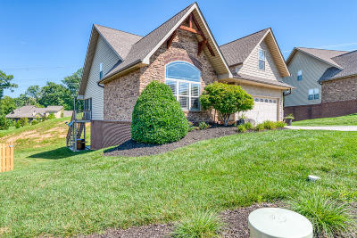 Knoxville Single Family Home For Sale: 8333 Shoregate Lane