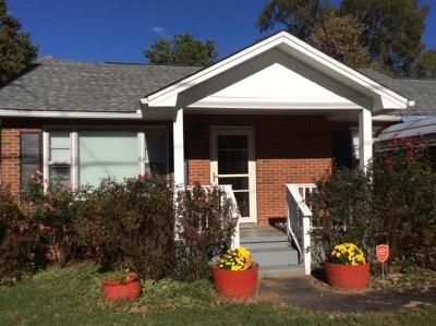 Knoxville Single Family Home For Sale: 5018 Fennel Rd