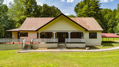 Single Family Home For Sale: 1171 Rock House Rd