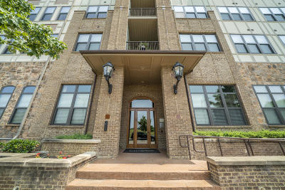 Knox County Condo/Townhouse For Sale: 445 W Blount Ave #Apt 328