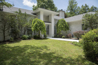 Crossville Single Family Home For Sale: 587 Halstead Drive