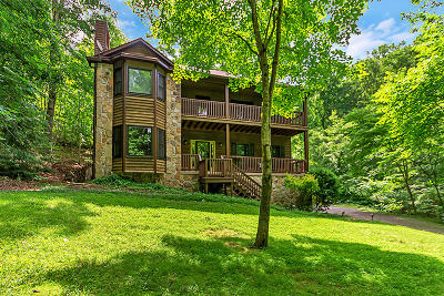 Knoxville Single Family Home For Sale: 2102 Signal Point Rd