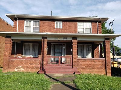 Knox County Commercial For Sale: 3010 E Magnolia Ave Ave