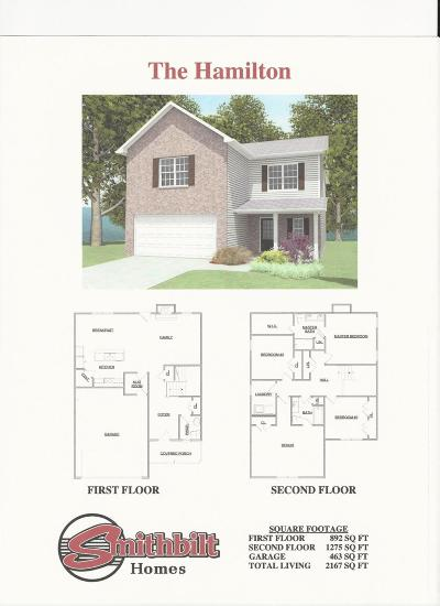 Knoxville Single Family Home For Sale: 2012 Mahogany Wood Tr