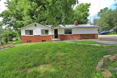 Lafollette Single Family Home For Sale: 309 N Cumberland Ave
