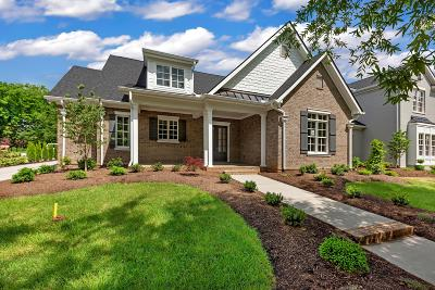 Knoxville Single Family Home For Sale: Leadenhall Gardens Way