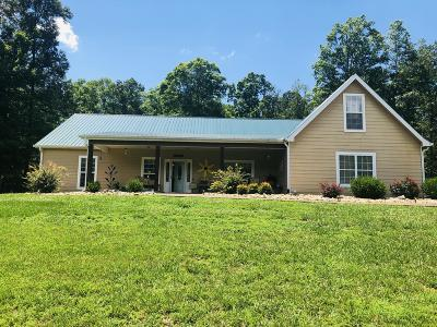 Single Family Home For Sale: 665 Big Creek Rd