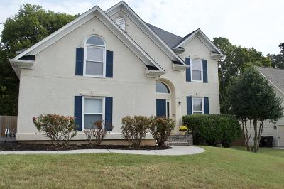 Knoxville Single Family Home For Sale: 1916 Tall Cedars Rd