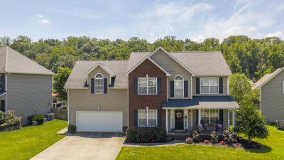 Knoxville Single Family Home For Sale: 5814 Beaver Run Lane