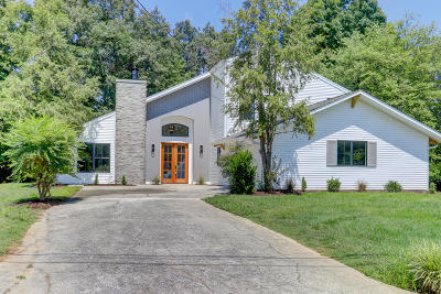 Knoxville Single Family Home For Sale: 8332 Richland Colony Rd