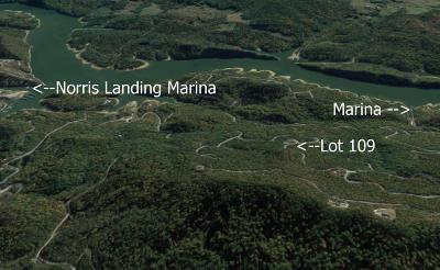 Lone Mountain Shores Residential Lots & Land For Sale: Lot 109 Chimney Rock Rd