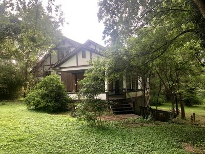 Knoxville Single Family Home For Sale: 211 Gilbert Lane