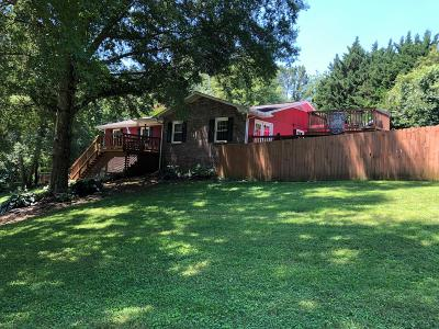 Anderson County Single Family Home For Sale: 500 Melton Hill Drive