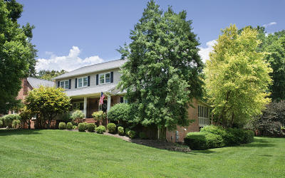 Knoxville Single Family Home For Sale: 212 Sugarwood Drive