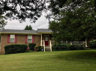 Knoxville Single Family Home For Sale: 7521 Blacks Ferry Rd Rd