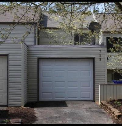Knoxville Single Family Home For Sale: 713 Idlewood Lane