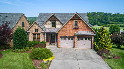 Lenoir City Single Family Home For Sale: 172 Turnberry Circle