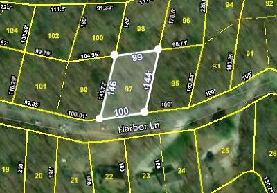 Residential Lots & Land For Sale: Harbor Lane
