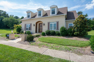 Knoxville Single Family Home For Sale: 12319 Cotton Blossom Lane