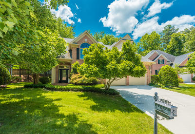 Knoxville Single Family Home For Sale: 11618 Channing Lane
