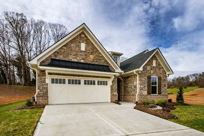 Knoxville Single Family Home For Sale: Lot 4 Loggerhead Lane
